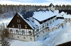 Hotel Skiurlaub Sachsen